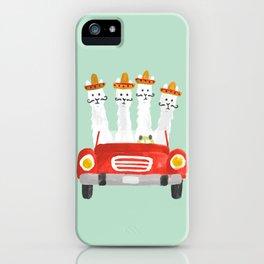 The four amigos iPhone Case