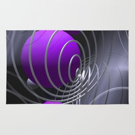3D - abstraction -122- Rug
