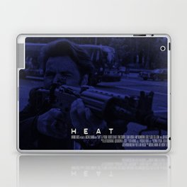 Movie Poster - Heat (Pacino) Laptop & iPad Skin