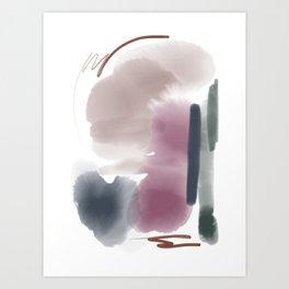 Introversion V Art Print