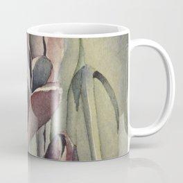 Purple Crocus Flowers in the Spring Coffee Mug