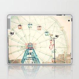 Wonder Wheel Laptop & iPad Skin
