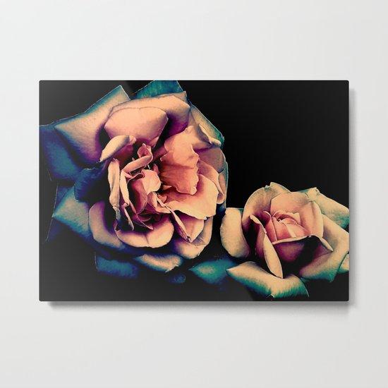 Perfumed Roses, Breathe Deeply Metal Print