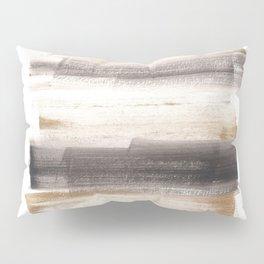 [161216] 9. Solid |Watercolor Brush Stroke Pillow Sham