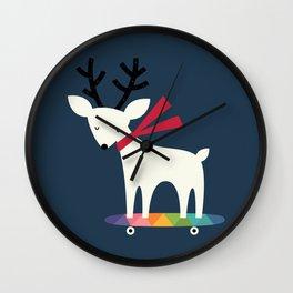 Festival Walk Wall Clock