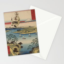 Kōnodai tonegawa Appa Stationery Cards
