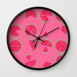 Pattern11 Wall Clock
