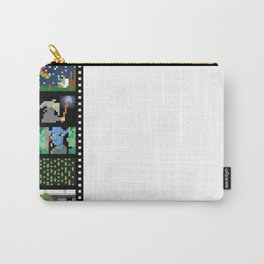 Blockbusters II Carry-All Pouch
