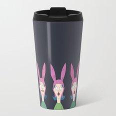 5 X Louise Belcher Travel Mug