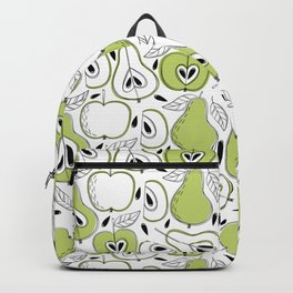 Pear pattern Backpack