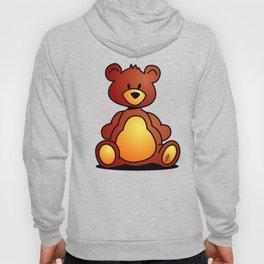 Cuddly Teddy Bear Hoody