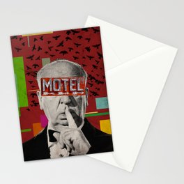 Public Figures Collection -- Hitchcock Stationery Cards