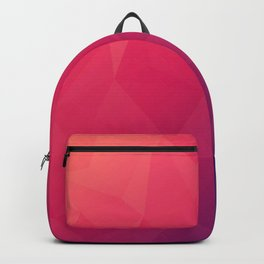 warm colors Backpack