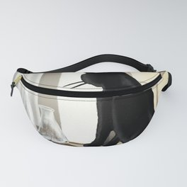Out of the window Fanny Pack