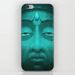 Buddha I. iPhone Skin