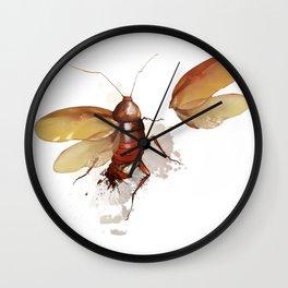 You killed me! Wall Clock