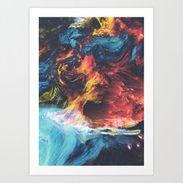 dissonance 04 Art Print