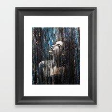 La Douleur Exquise. Framed Art Print