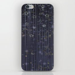 Gray abstract pattern , Christmas iPhone Skin