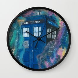 Doctor Who - Tardis Wall Clock
