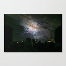 the 4th in 14 Canvas Print