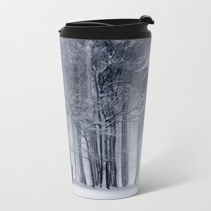 Peaceful Escape Metal Travel Mug