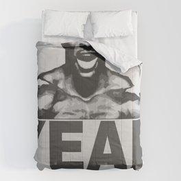 YEAH BUDDY Comforters