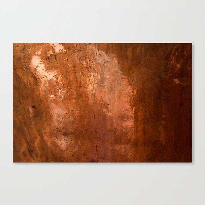 copper Leinwanddruck