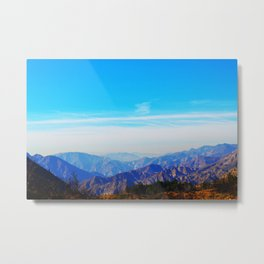 Angeles Haze Metal Print