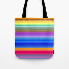 Watercolaroid Tote Bag