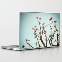 west coast Laptop & iPad Skins featuring West Coast Nature 1 by Leah M. Gunther Photography & Design