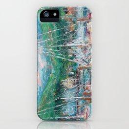 Murray Docks iPhone Case