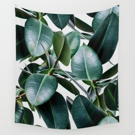 Tropical Elastica Wall Tapestry
