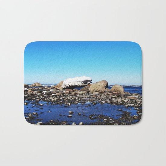 Stranded Iceberg Bath Mat