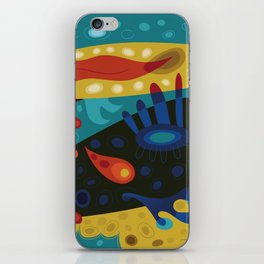 Turbo-Wobble iPhone Skin