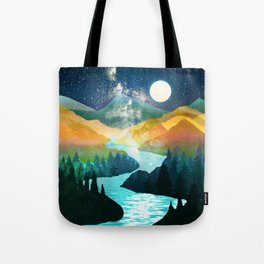 Under the Starlight Tote Bag