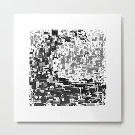Wave 2 Metal Print