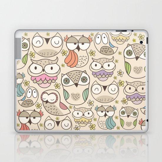 The owling Laptop & iPad Skin