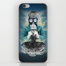 Breathe Easy iPhone Skin