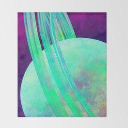 Uranus Throw Blanket
