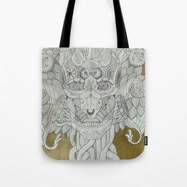 Deus Ex Machina Tote Bag