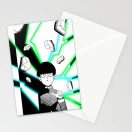 cute but could destroy you Stationery Cards