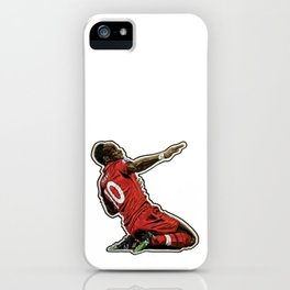 Sadio iPhone Case