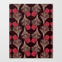 PROTEA IN VINO Canvas Print