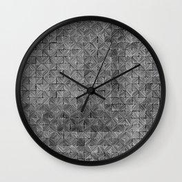 Ink Stitch: Slate Wall Clock