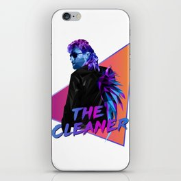 Kenny Omega polygonal iPhone Skin