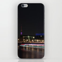 A night of lights... iPhone Skin