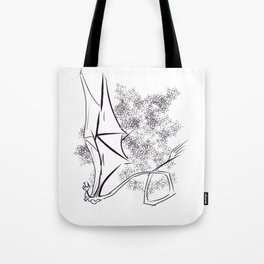 The Happy Dragon Tote Bag
