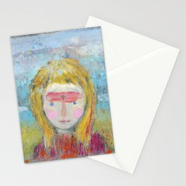Ash Wednesday Stationery Cards
