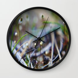 Small Things Wall Clock